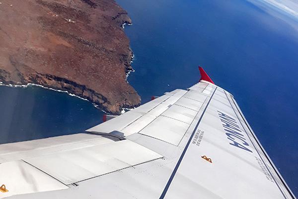 Galapagos Airport