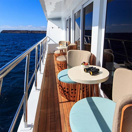 French-Balcony Style Accommodations Arrive to the Galapagos Islands